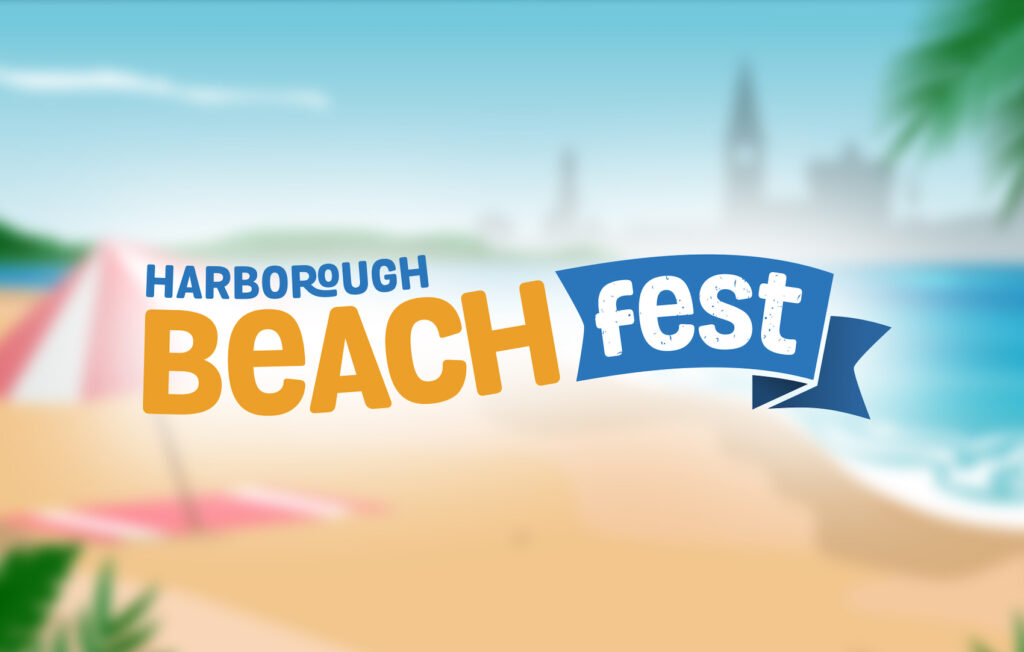 Harborough BeachFest – Brand Logo Design